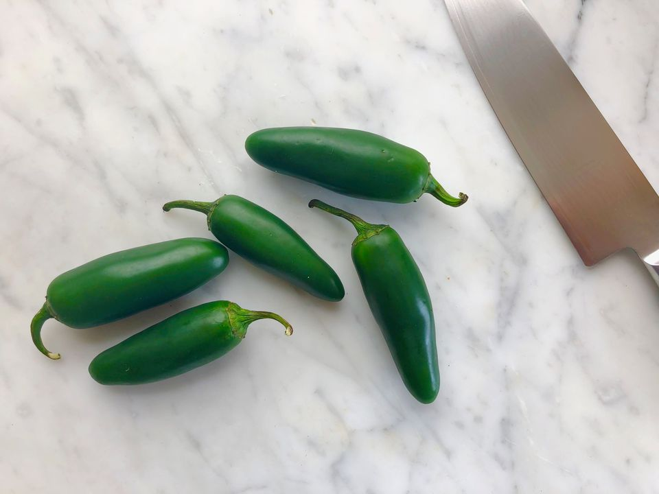 Whole Jalapenos