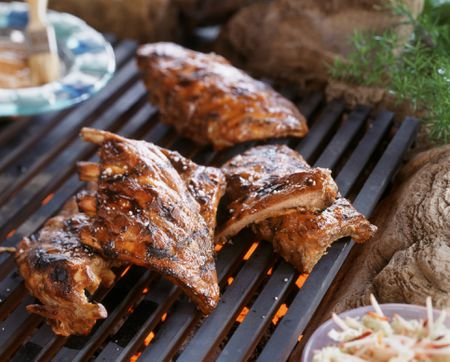 Spare Ribs Grillen Gasgrill : How to slow cook barbecue ribs on the grill