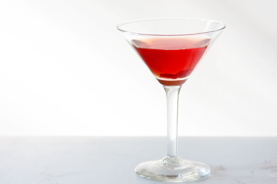 Crantini Cocktail