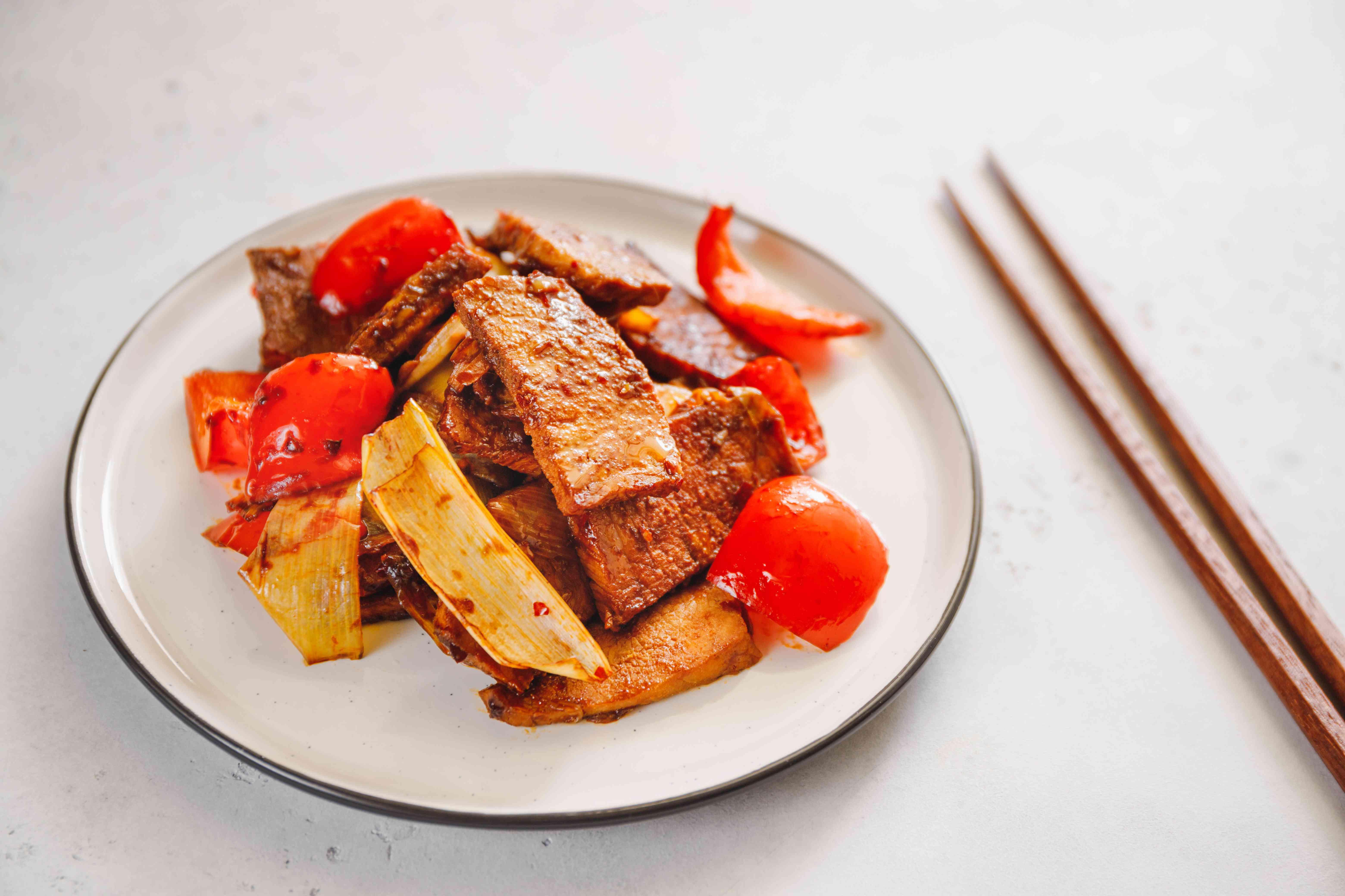 Twice cooked pork hui guo rou recipe