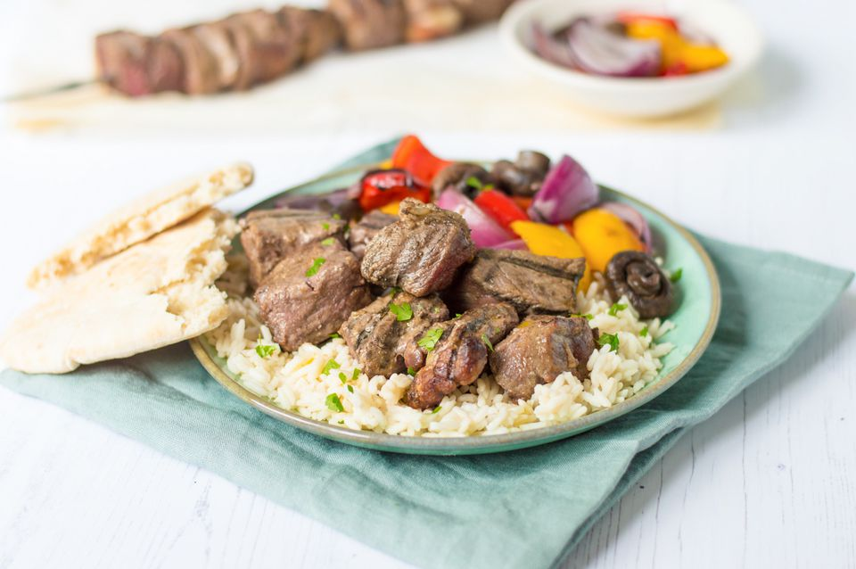 Beef Shish Kebab Recipe