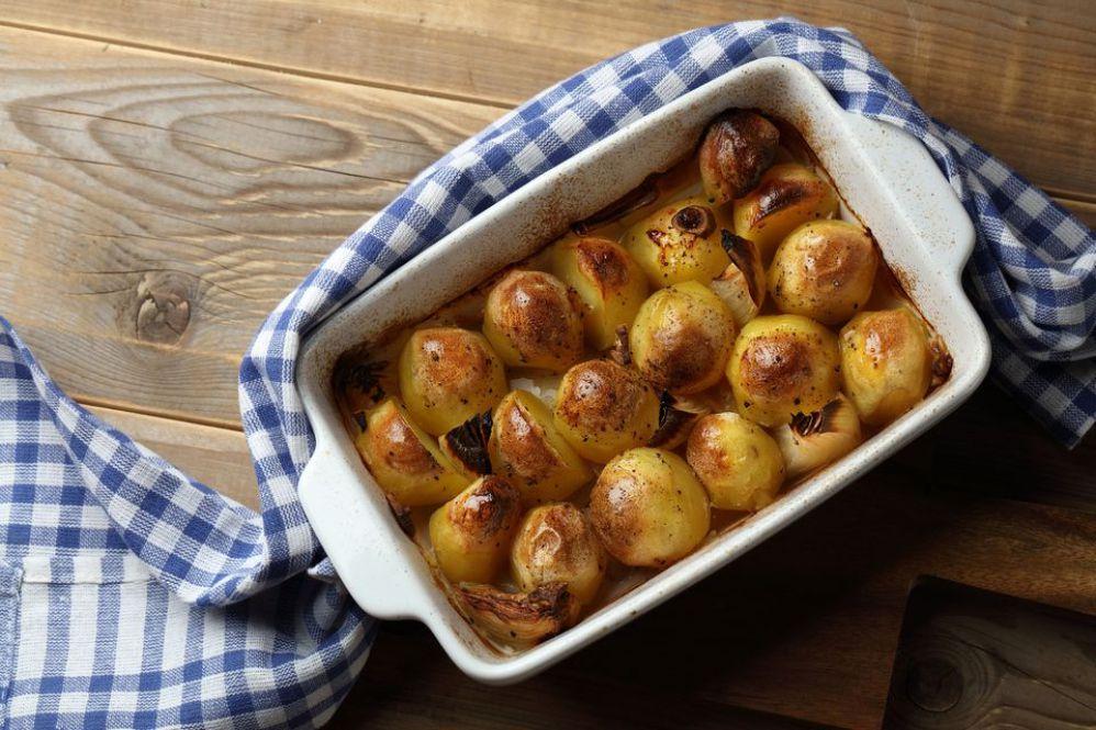 Easy Parisian Potatoes