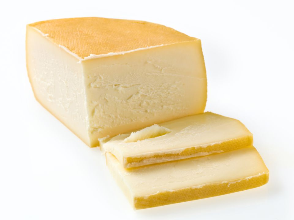 Saint-Paulin French Cheese