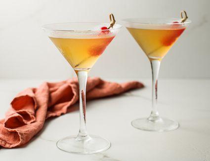 Thanksgiving cocktail recipe