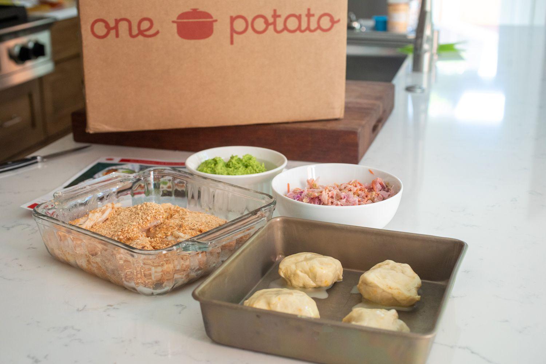 One Potato ingredients