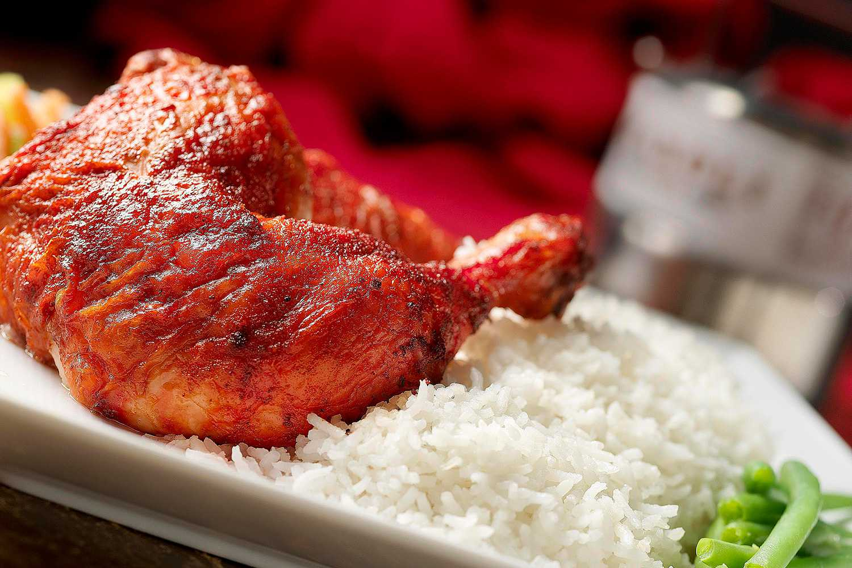 Rotisserie Tandoori Chicken