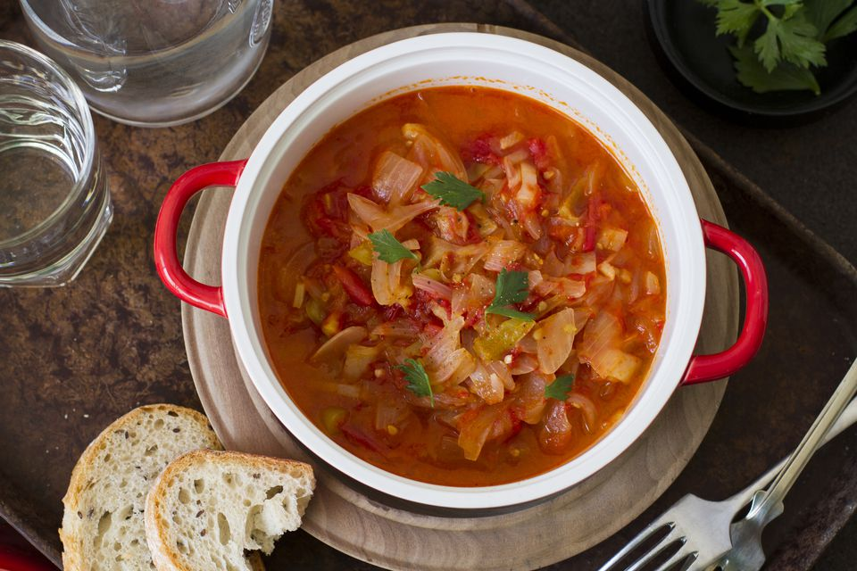 Hungarian Lecso stew