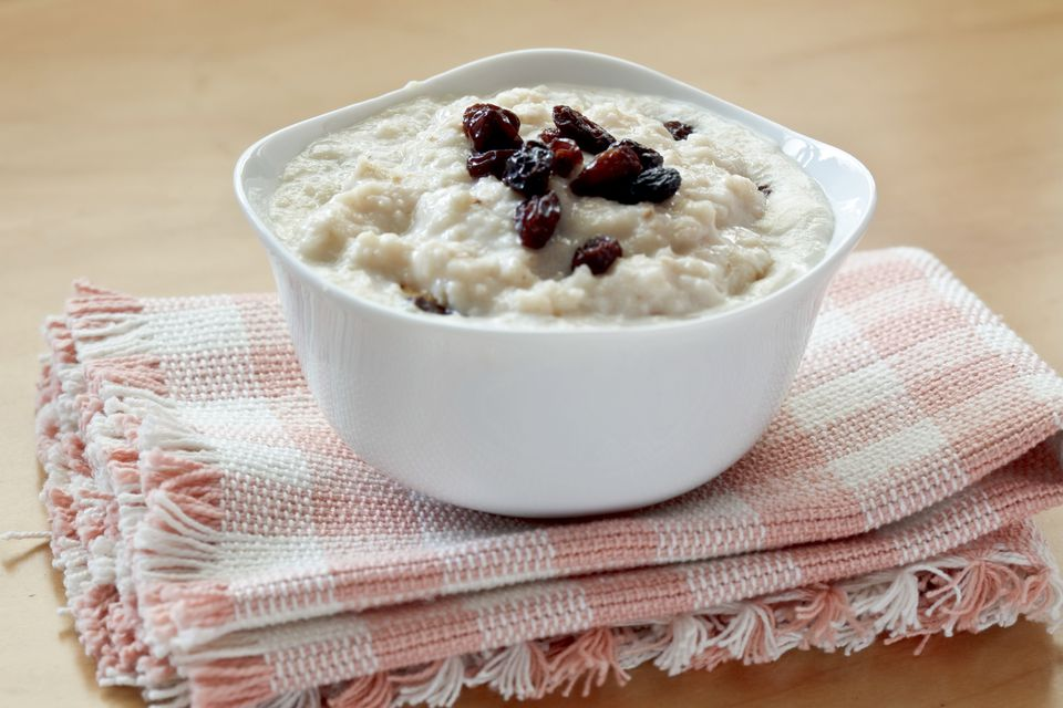 Paleo approved foods is oatmeal paleo a bowl of oatmeal with raisins on top jowena chuagetty images malvernweather Image collections