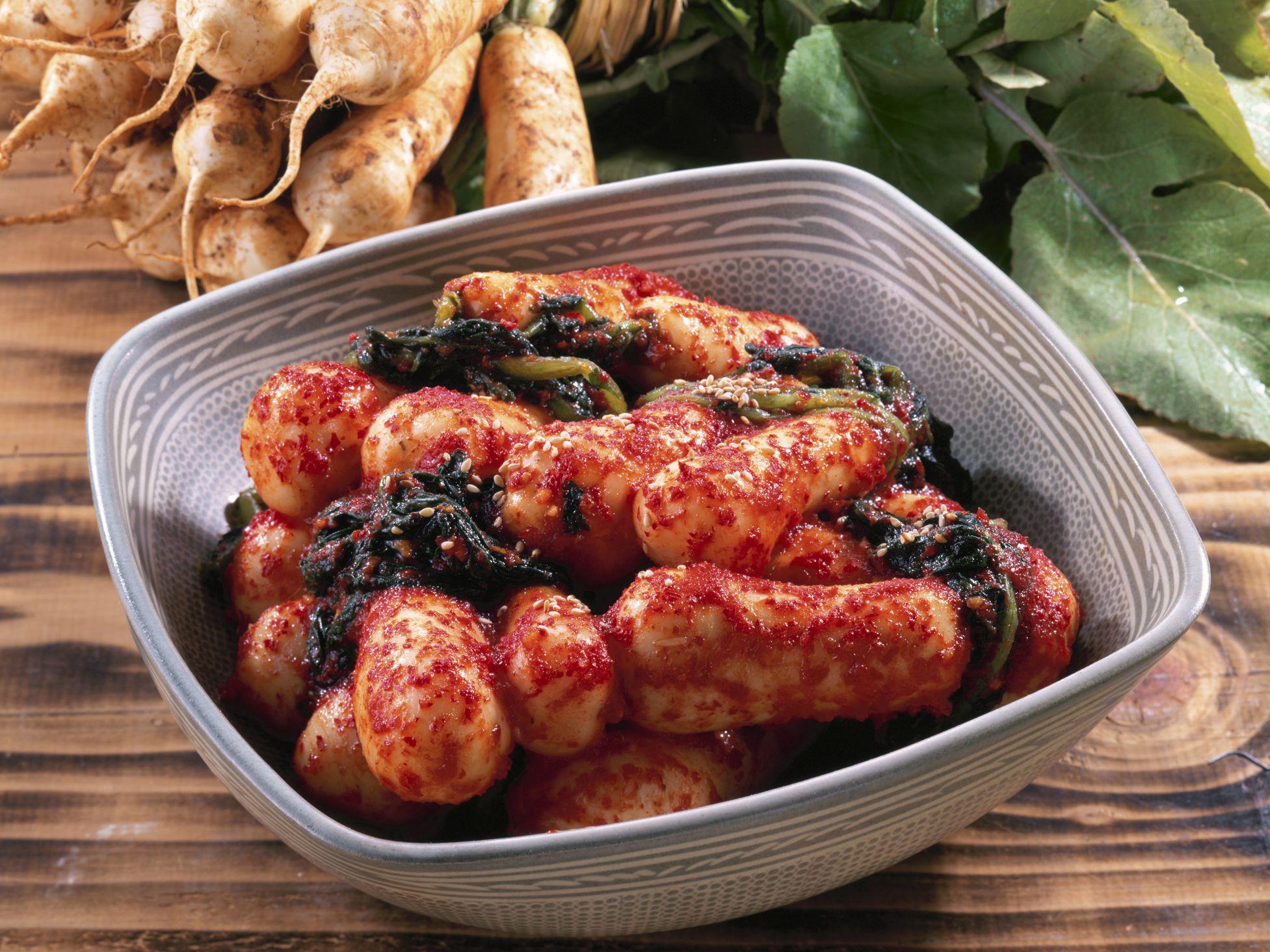 Fast And Easy Korean Pickled Radish Recipe