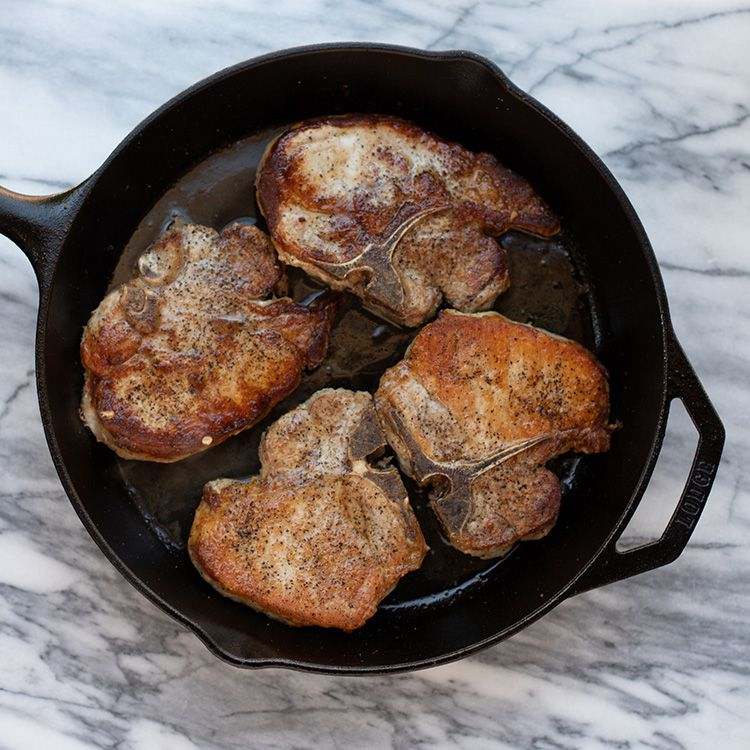 Perfect Pork Chops Tester Image