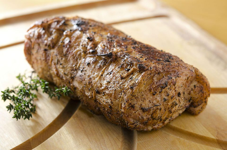 Roasted Pork Loin