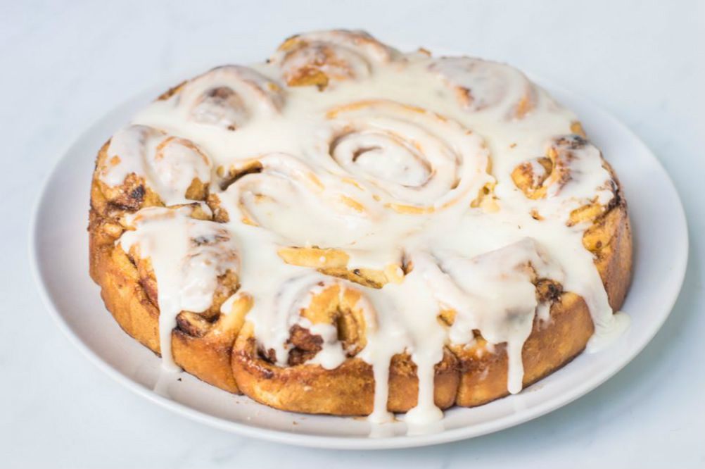 Ultimate Cinnamon Rolls with Vanilla Frosting