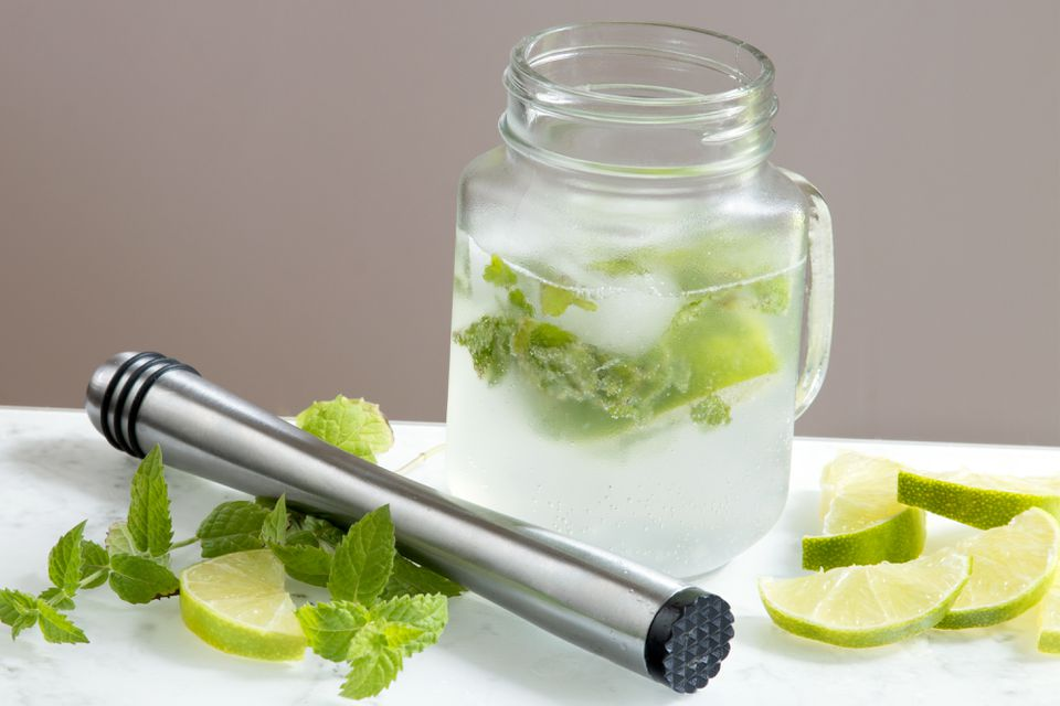 A Muddler Is Used for Popular Cocktails Like the Mojito