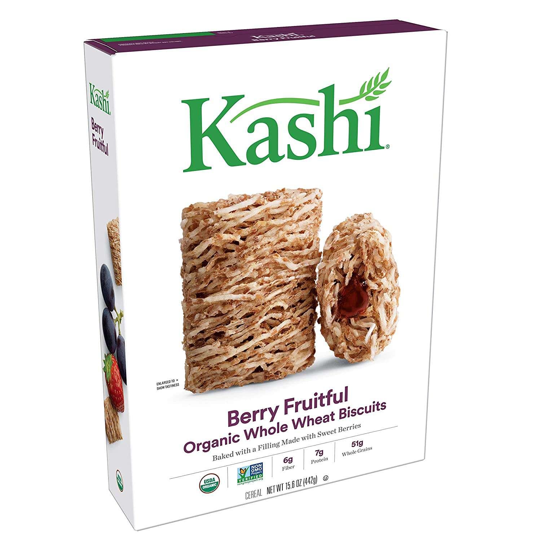 Kashi Organic Promise Cereal, Berry Fruitful