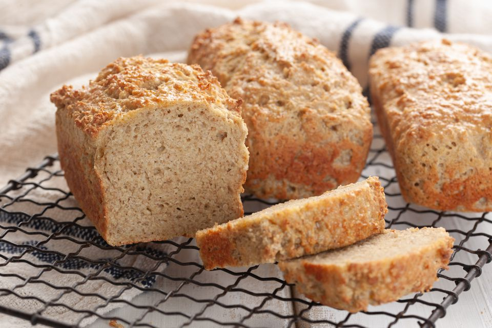 Gluten free buckwheat bread recipe