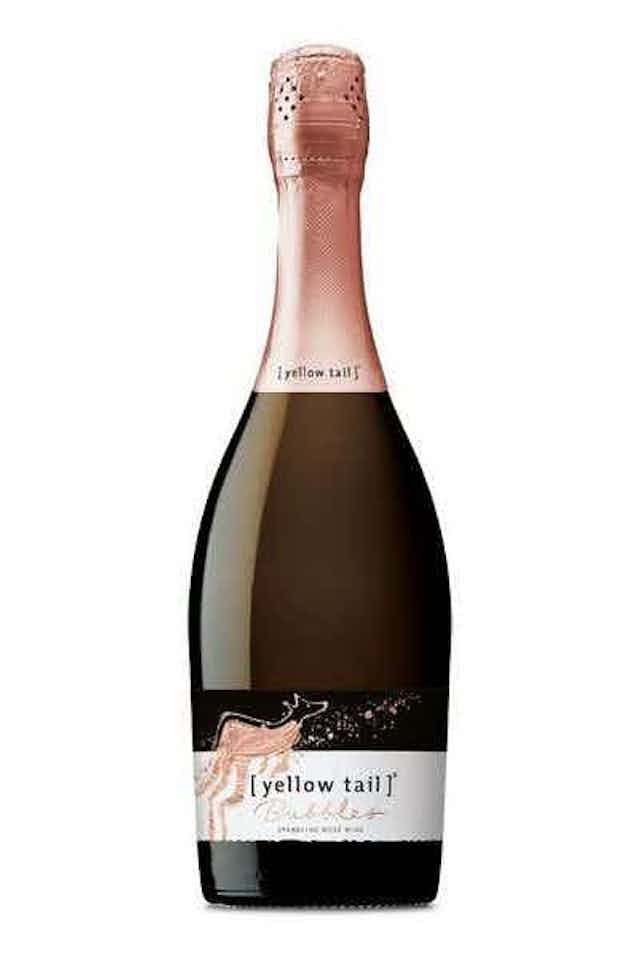 Yellow Tail Pink Bubbles Sparkling Rosé Pink Bubbles Sparkling Rosé