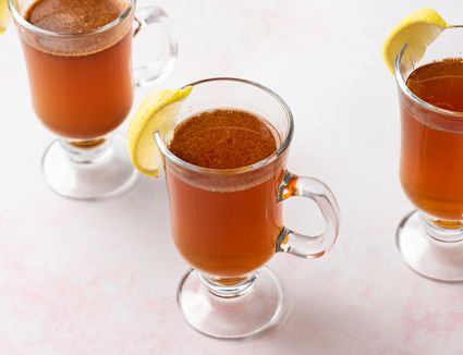 Nonalcoholic Hot Not Toddy