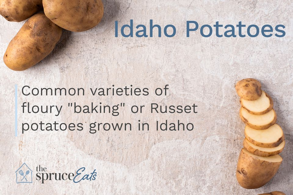 what are idaho potatoes
