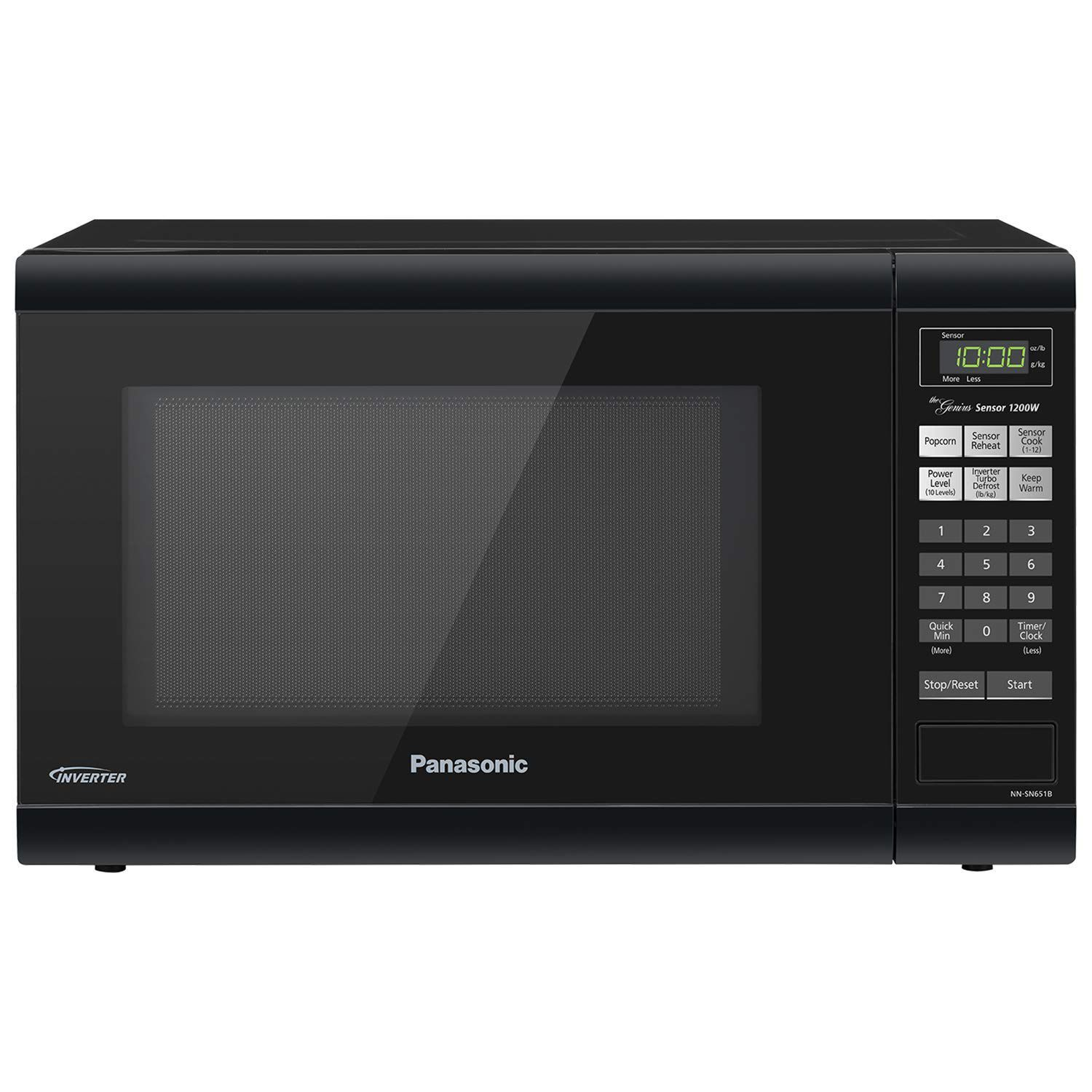 Best Overall Panasonic Microwave Oven Nn Sn651b