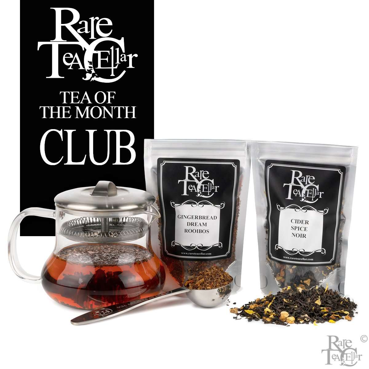 Rare Tea Cellar Tea of the Month Club