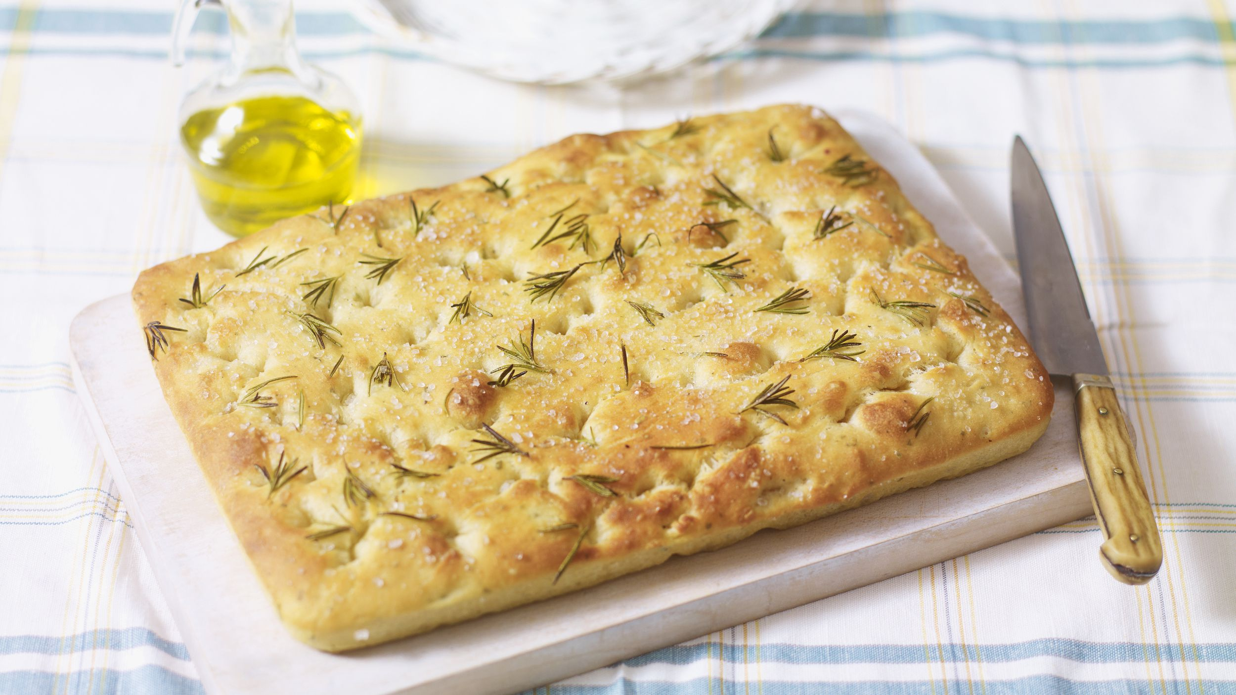 Facts About Italian Focaccia Bread