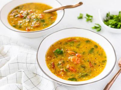 Spicy Indian Lentil Dahl Recipe