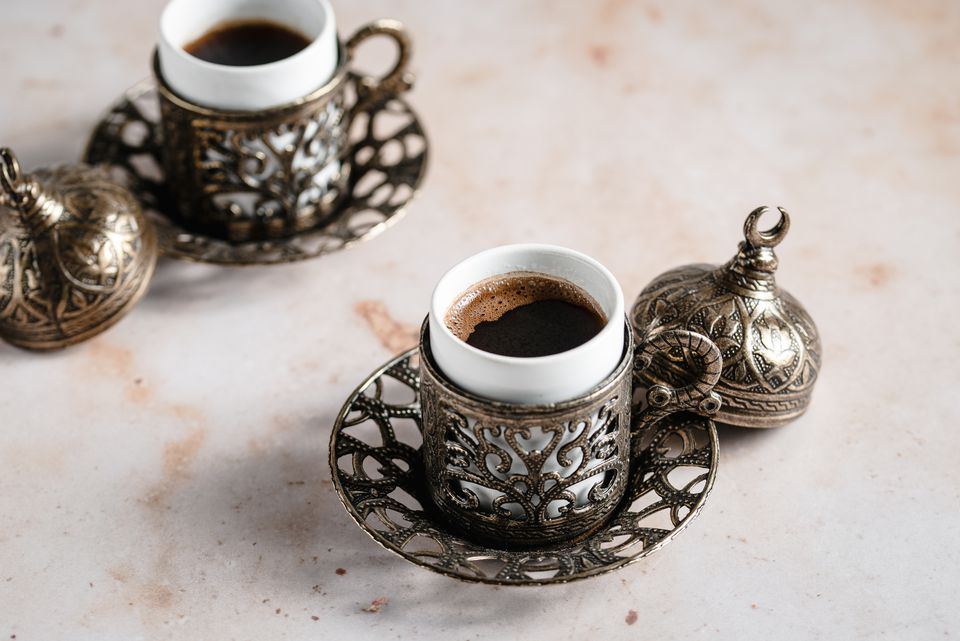 Authentic Turkish Coffee