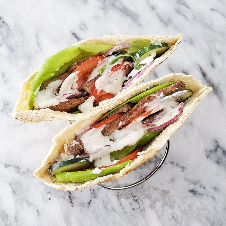 Homemade Doner Kebab Tester Image