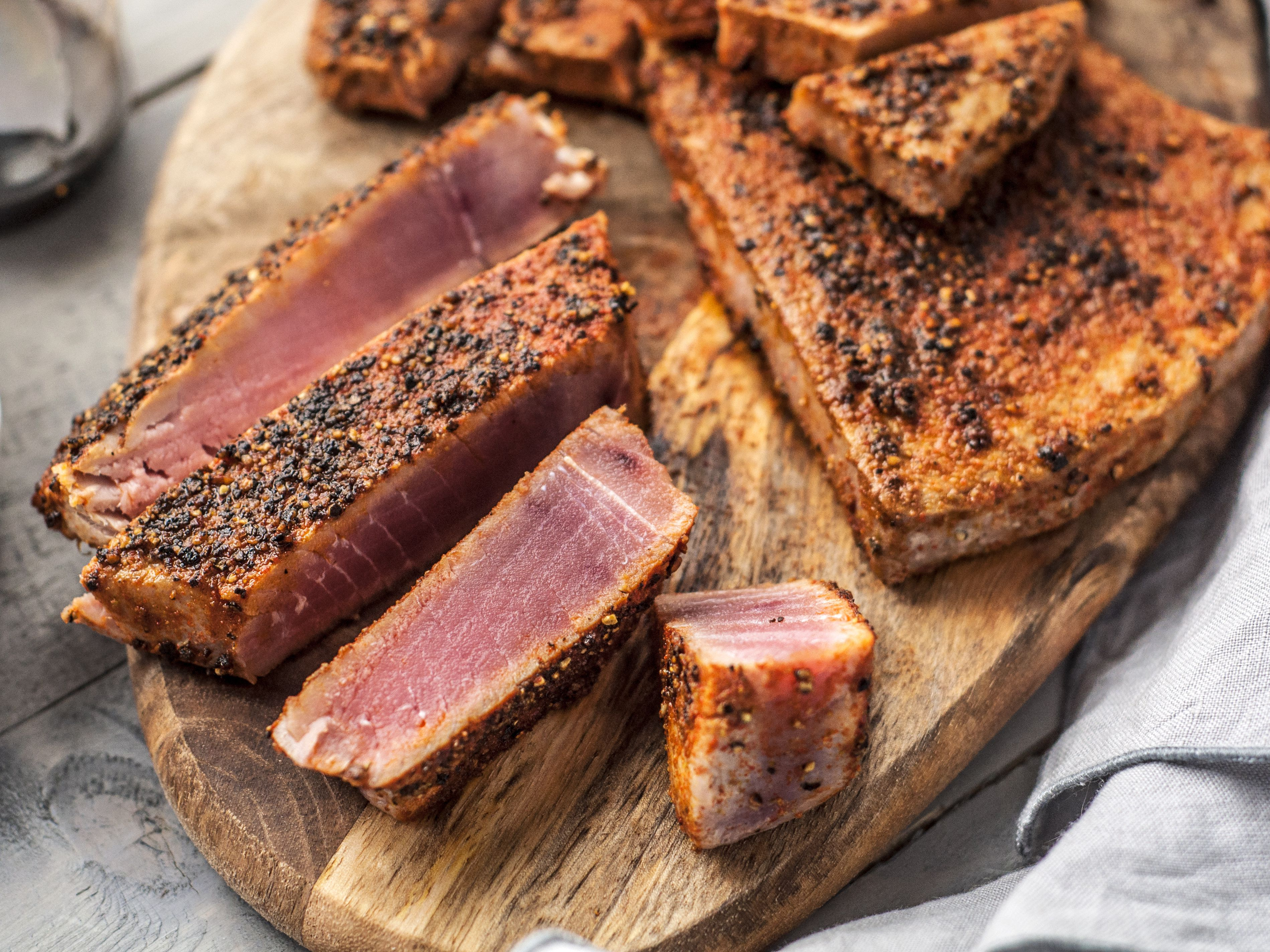 The Secret To Grilling Tuna