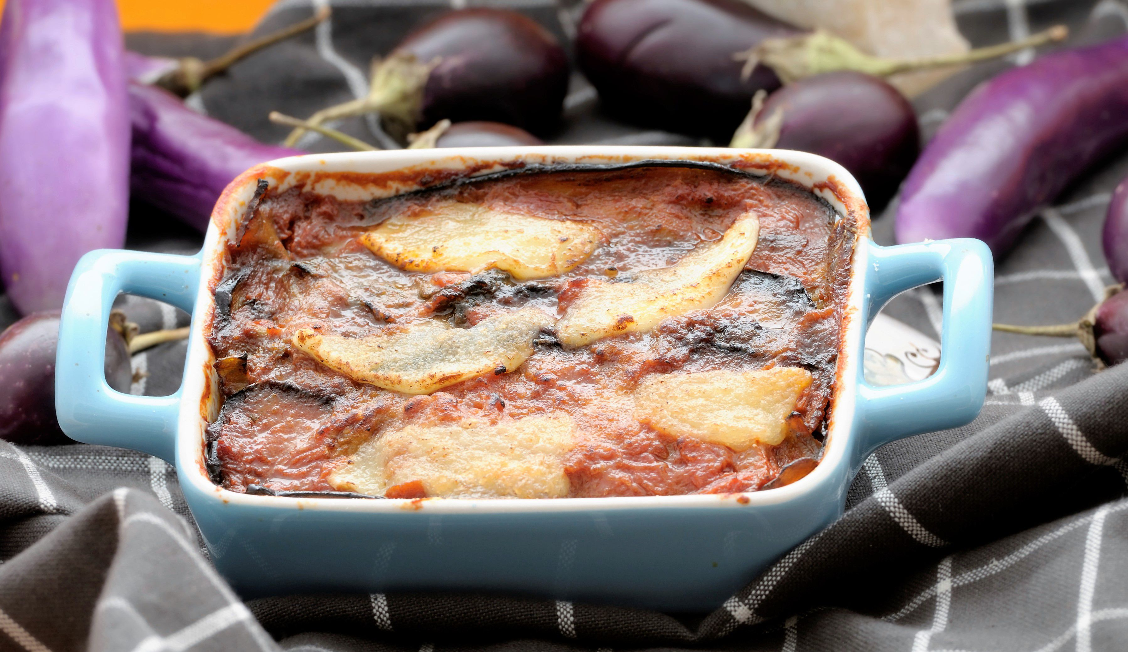 Eggplant Parmesan (Parmigiana di melanzane)