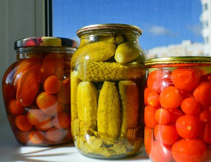 Home-Canned Goods