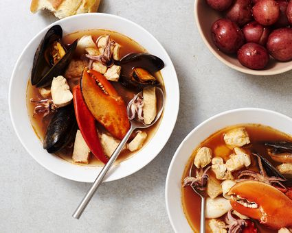 Bouillabaisse Is a Classic Seafood Stew