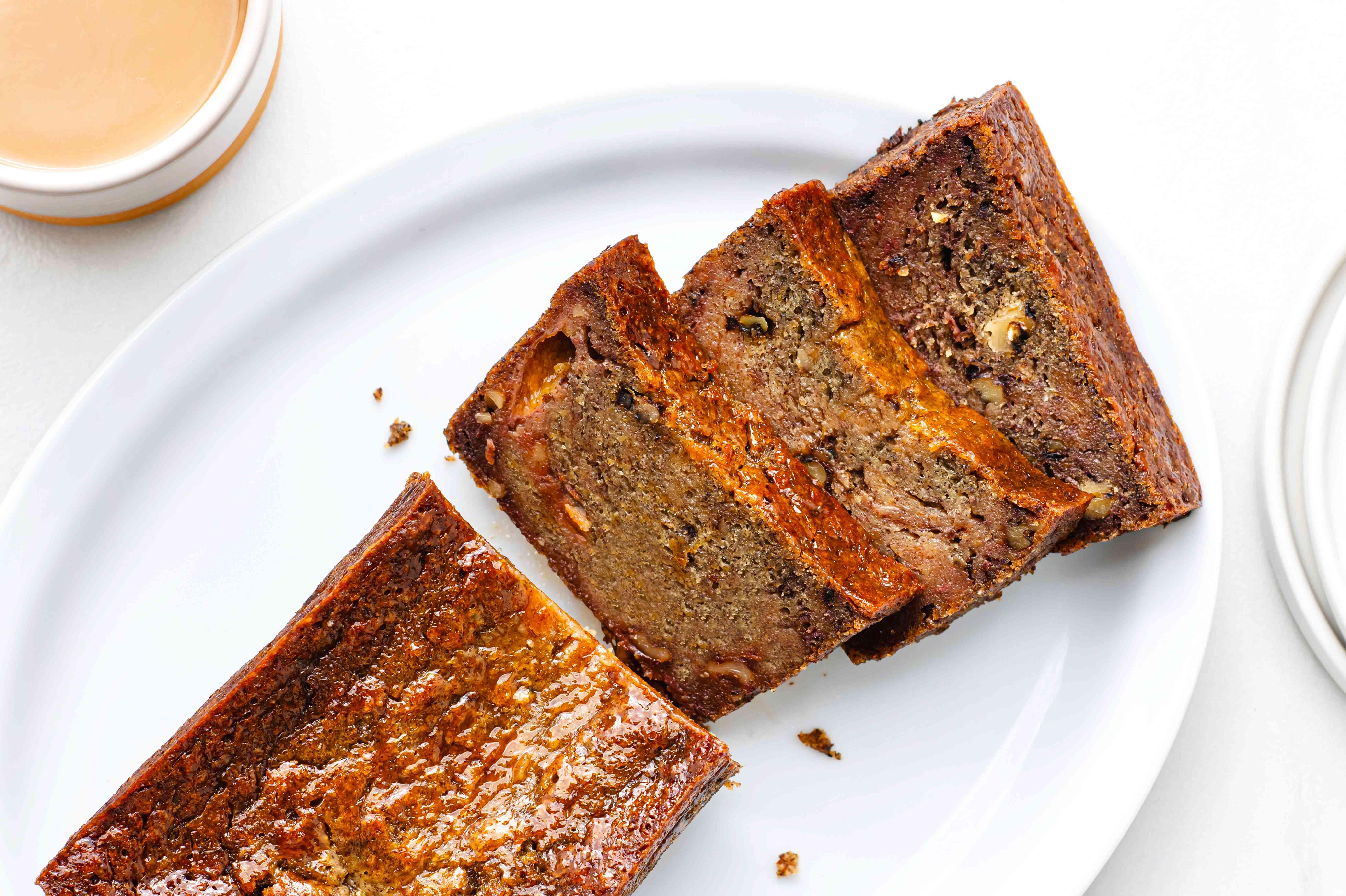 Easy Persimmon Quick Bread