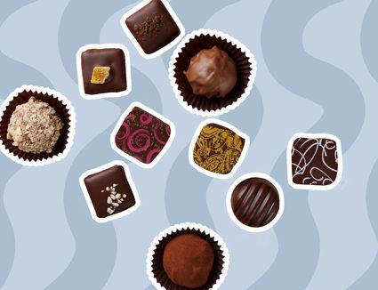Gourmet Chocolate Composite