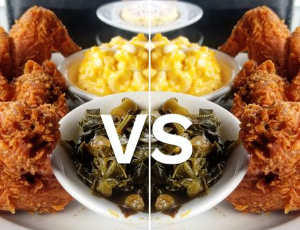 Soul Food vs Southern Food