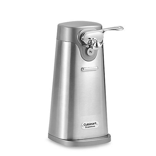 Cuisinart Deluxe Stainless Steel Electric Can Opener
