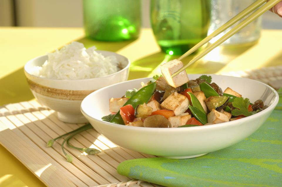 Top 5 australian and new zealand vegetarian recipes stir fried tofu and vegetables forumfinder Choice Image
