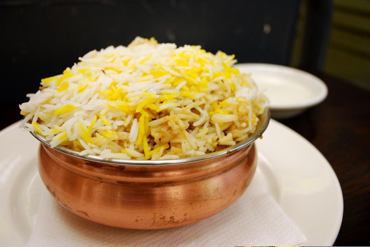 Make Biryani With Goat Meat
