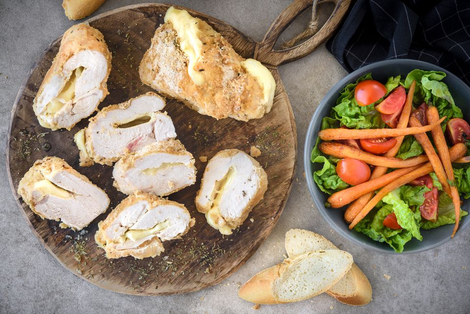 Turkey cordon bleu recipe