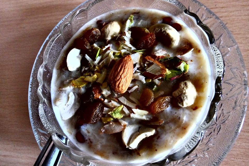 Seviya Kheer dessert