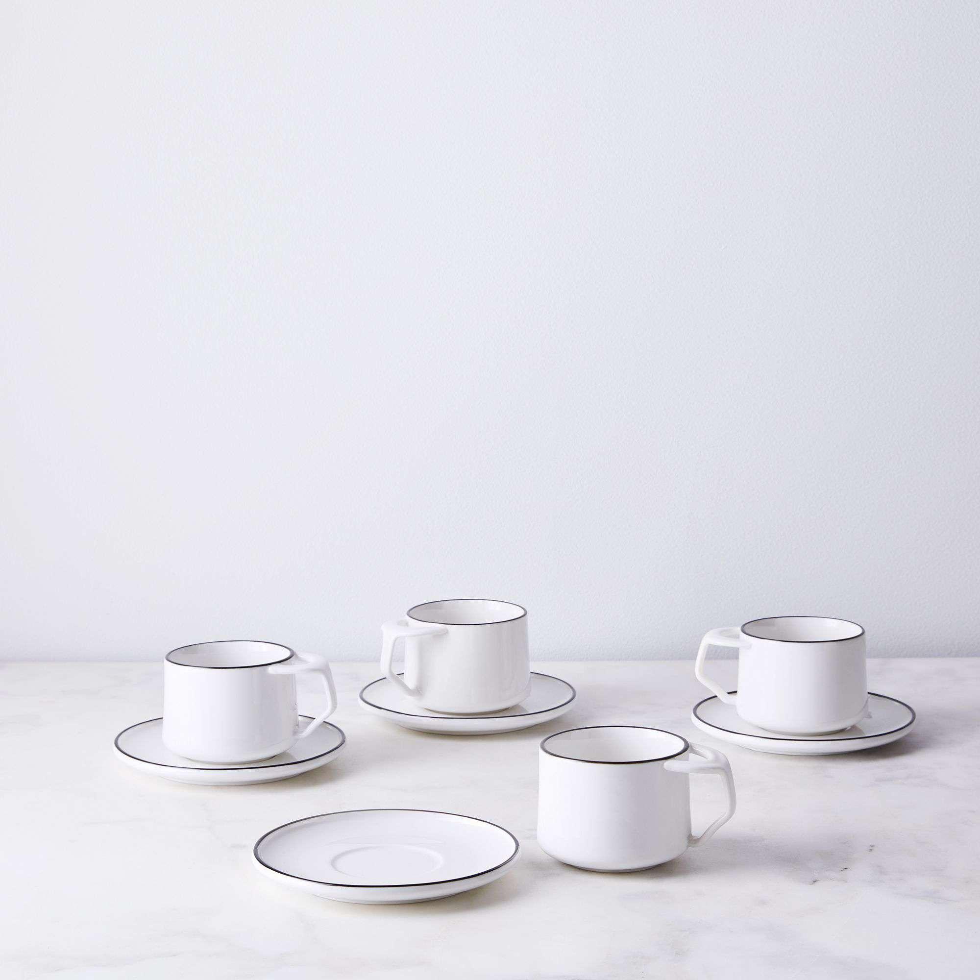 dansk-kobenstyle-tea-cup-saucer-set