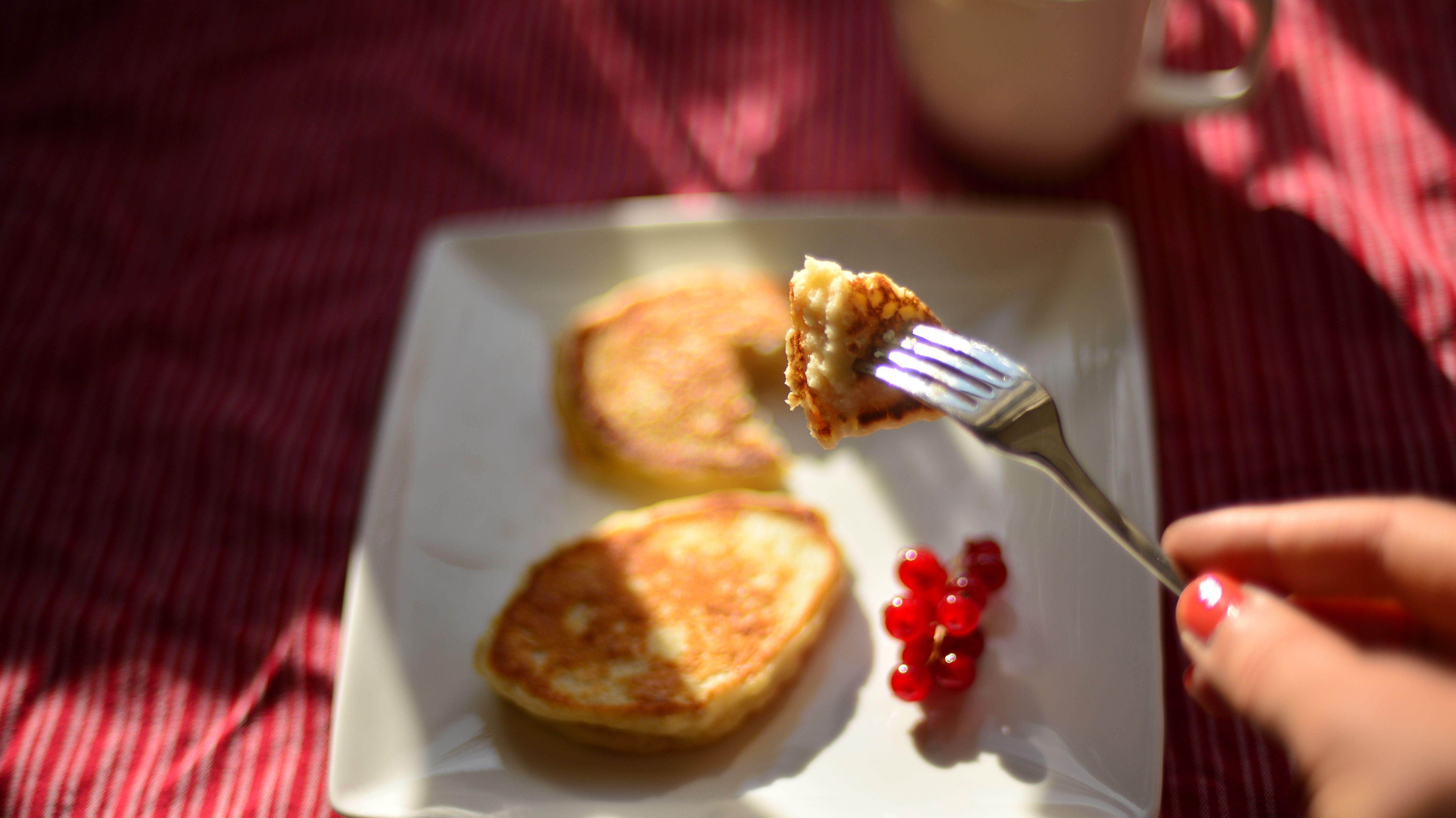 Gluten Free Buttermilk Pancake Recipe