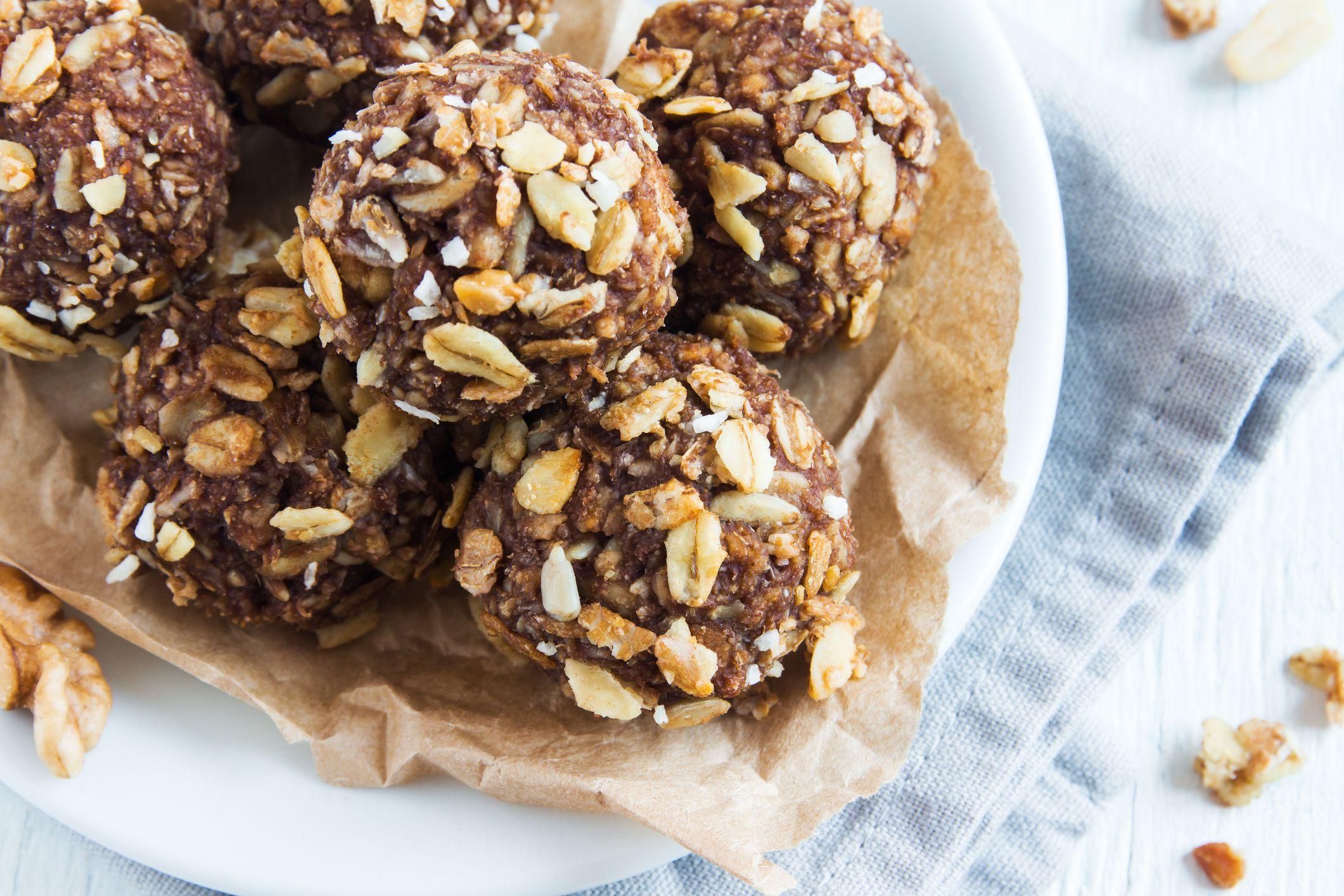 Sugar Free, No-Bake Chocolate Peanut Butter Cookies