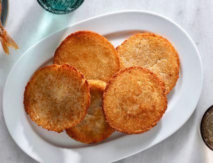 Jamaican Bammies (Cassava Bread)
