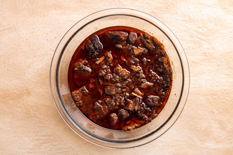 barbacoa in a bowl