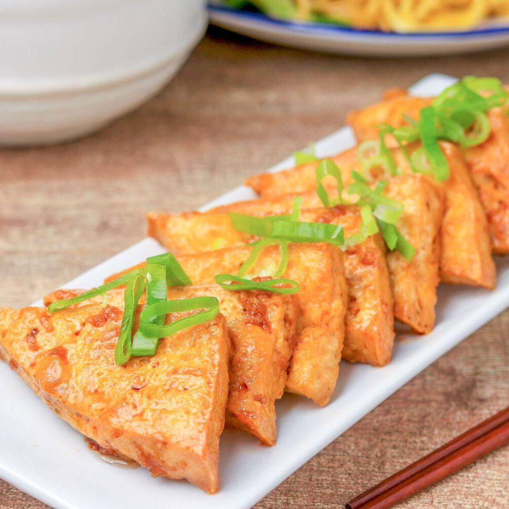 Asian Marinated Tofu