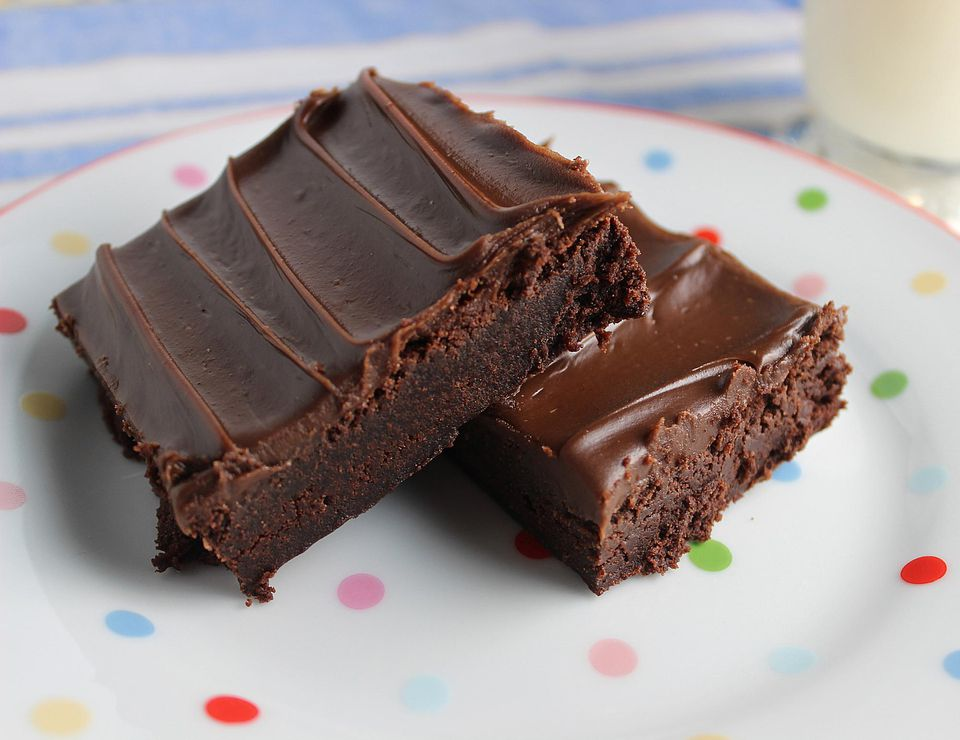 Creamy Brownies