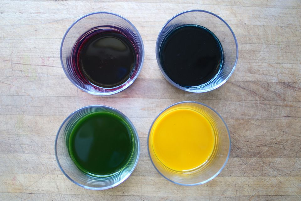 Fruit & Vegetable Food Dye