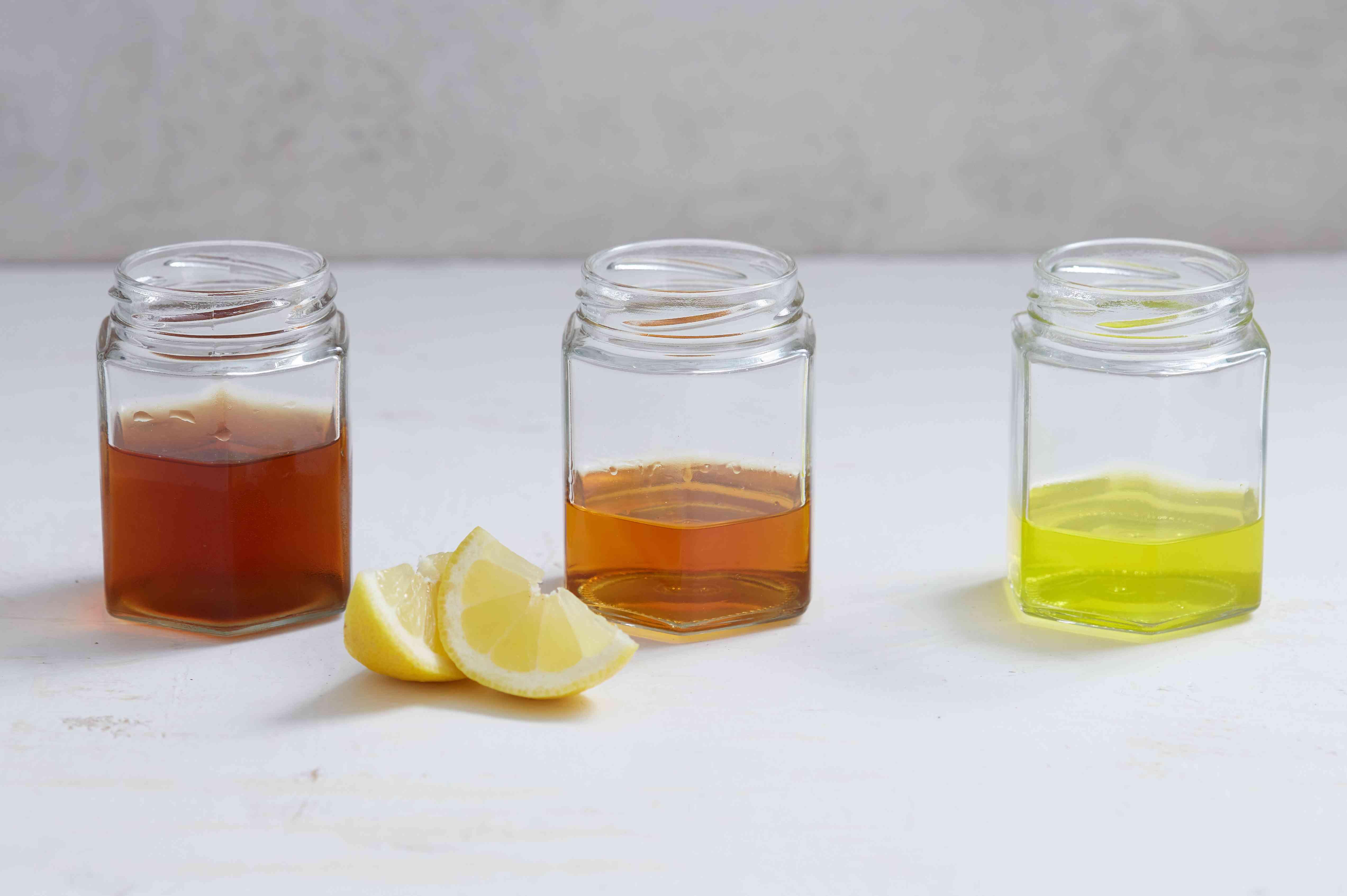 Easy Bourbon Tea Recipe ingredients