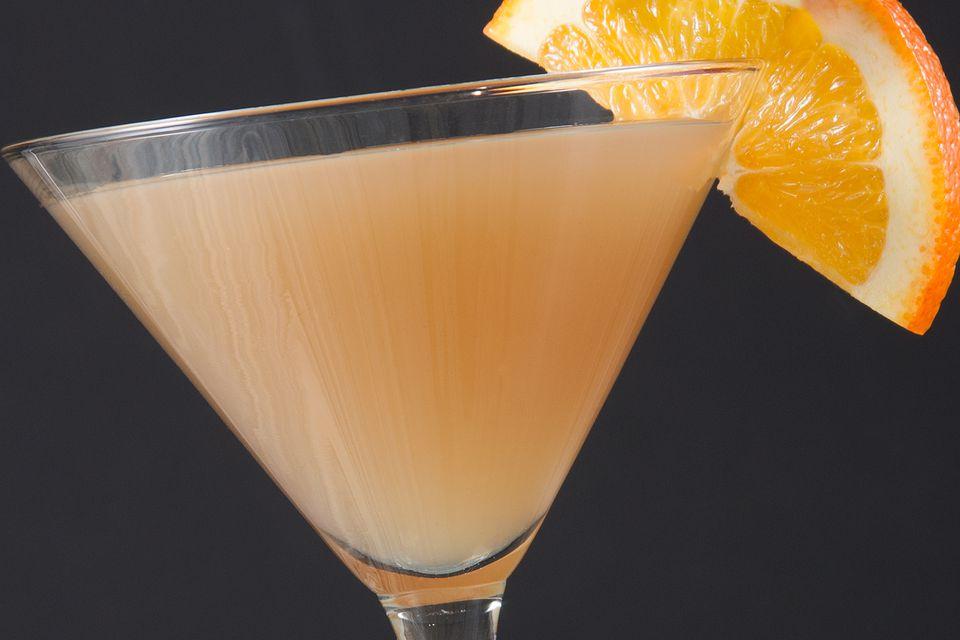 Classic Honolulu Cocktail - Gin Martini Recipe